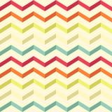 Ζωηρόχρωμο άσπρο εκλεκτής ποιότητας γεωμετρικό σχέδιο ουράνιων τόξων Στοκ φωτογραφίες με δικαίωμα ελεύθερης χρήσης