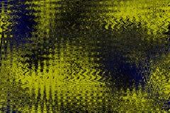 Ζωηρόχρωμο αρμονικό κίτρινος-μπλε αφηρημένο υπόβαθρο αποχρώσεων Στοκ φωτογραφίες με δικαίωμα ελεύθερης χρήσης