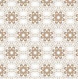 Ζωηρόχρωμο αφηρημένο διανυσματικό σχέδιο λουλουδιών Στοκ φωτογραφία με δικαίωμα ελεύθερης χρήσης