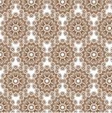 Ζωηρόχρωμο αφηρημένο σχέδιο της floral διακόσμησης Στοκ Εικόνες