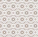 Ζωηρόχρωμο αφηρημένο σχέδιο της floral διακόσμησης Στοκ εικόνα με δικαίωμα ελεύθερης χρήσης
