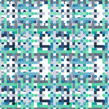 Ζωηρόχρωμο αφηρημένο υπόβαθρο σχεδίων ταπετσαριών γεωμετρικό Στοκ Εικόνες