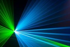 Ζωηρόχρωμο αφηρημένο υπόβαθρο Laserlight με το διάστημα για το κείμενο ή Στοκ Εικόνες