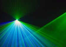 Ζωηρόχρωμο αφηρημένο υπόβαθρο Laserlight με το διάστημα για το κείμενο ή Στοκ Φωτογραφία