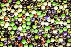 ζωηρόχρωμο γυαλί χαντρών Στοκ φωτογραφίες με δικαίωμα ελεύθερης χρήσης