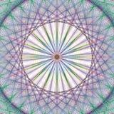 Ζωηρόχρωμο διανυσματικό fractal σχέδιο υποβάθρου Στοκ Φωτογραφίες