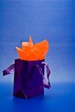 ζωηρόχρωμο δώρο Στοκ φωτογραφία με δικαίωμα ελεύθερης χρήσης