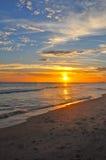 ζωηρόχρωμο ηλιοβασίλεμα στοκ εικόνα με δικαίωμα ελεύθερης χρήσης