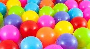 Ζωηρόχρωμο και μπαλόνι ποικιλίας Στοκ Φωτογραφίες