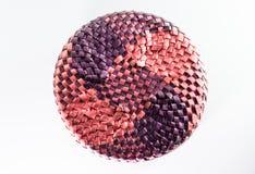 Ζωηρόχρωμο κιβώτιο κύκλων Στοκ Φωτογραφίες