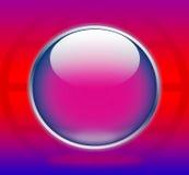 Ζωηρόχρωμο κουμπί Στοκ εικόνες με δικαίωμα ελεύθερης χρήσης