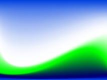 ζωηρόχρωμο κύμα Διανυσματική απεικόνιση