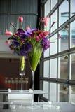 ζωηρόχρωμο λουλούδι ρύθμ Στοκ εικόνα με δικαίωμα ελεύθερης χρήσης