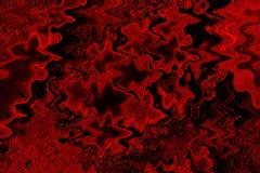 Ζωηρόχρωμο μονοχρωματικό κόκκινο υπόβαθρο χρωμάτων Grunge Στοκ Φωτογραφία