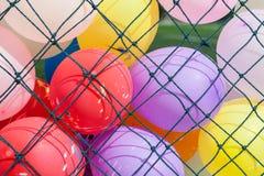 Ζωηρόχρωμο μπαλόνι Στοκ φωτογραφία με δικαίωμα ελεύθερης χρήσης