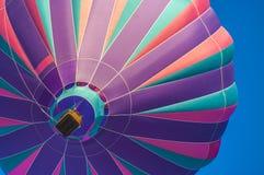 Ζωηρόχρωμο μπαλόνι ζεστού αέρα Στοκ Εικόνα