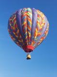Ζωηρόχρωμο μπαλόνι ζεστού αέρα Στοκ Φωτογραφίες