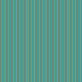 Ζωηρόχρωμο μπλε γεωμετρικό σχέδιο με τα λωρίδες Στοκ Εικόνες