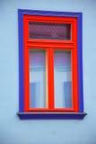 ζωηρόχρωμο παράθυρο Στοκ φωτογραφίες με δικαίωμα ελεύθερης χρήσης
