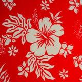 Ζωηρόχρωμο παραδοσιακό, ασιατικό Floral σχέδιο Στοκ Εικόνες