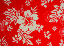 Ζωηρόχρωμο παραδοσιακό, ασιατικό Floral σχέδιο Στοκ Φωτογραφίες
