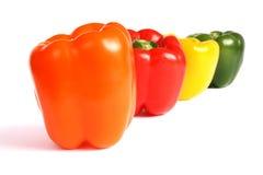 ζωηρόχρωμο πιπέρι στοκ εικόνα με δικαίωμα ελεύθερης χρήσης