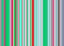 Ζωηρόχρωμο πράσινο ρόδινο μπλε σχέδιο γραμμών, αφηρημένο υπόβαθρο, σχέδιο Στοκ Φωτογραφία