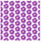 Ζωηρόχρωμο σχέδιο λουλουδιών, μαργαρίτα Στοκ εικόνες με δικαίωμα ελεύθερης χρήσης