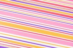 Ζωηρόχρωμο υπόβαθρο με τα ανώμαλα λωρίδες Στοκ εικόνα με δικαίωμα ελεύθερης χρήσης