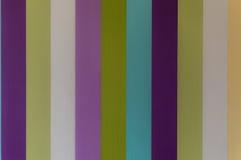 Ζωηρόχρωμο υπόβαθρο με τα τόξο-χρωματισμένα κάθετα λωρίδες Στοκ εικόνα με δικαίωμα ελεύθερης χρήσης