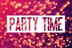 Ζωηρόχρωμο υπόβαθρο - χρόνος κόμματος - πρότυπο κόμματος Bachelorette Στοκ φωτογραφίες με δικαίωμα ελεύθερης χρήσης