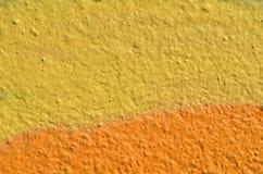 Ζωηρόχρωμο χρώμα γκράφιτι Στοκ Φωτογραφία