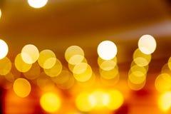 Ζωηρόχρωμο bokeh του φωτός, με το copyspace ror που διαφημίζει στοκ φωτογραφίες