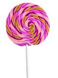 Ζωηρόχρωμο lollipop Στοκ εικόνες με δικαίωμα ελεύθερης χρήσης