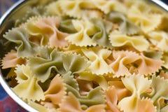 ζωηρόχρωμο macaroni 3 Στοκ εικόνες με δικαίωμα ελεύθερης χρήσης