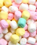 ζωηρόχρωμο marshmallow Στοκ Εικόνες