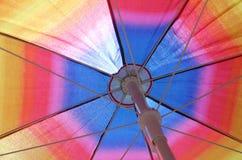 ζωηρόχρωμο parasol Στοκ εικόνες με δικαίωμα ελεύθερης χρήσης