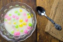 ζωηρόχρωμο sweetmeat Ταϊλανδός σφαιρών Στοκ φωτογραφίες με δικαίωμα ελεύθερης χρήσης