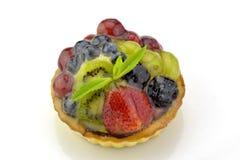 Ζωηρόχρωμο tartlet φρούτων Στοκ φωτογραφία με δικαίωμα ελεύθερης χρήσης