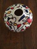 ζωηρόχρωμο vase Στοκ Εικόνες