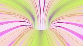 Ζωηρόχρωμο wormhole χοανών σηράγγων πτήσης ζωτικότητας δροσερό συμπαθητικό όμορφο 4k υποβάθρου νέο βίντεο αποθεμάτων ποιοτικού εκ απεικόνιση αποθεμάτων