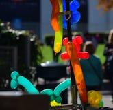 Ζωικά μπαλόνια Στοκ φωτογραφία με δικαίωμα ελεύθερης χρήσης