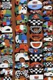 ζωικές καρφίτσες Στοκ φωτογραφία με δικαίωμα ελεύθερης χρήσης