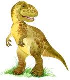 Ζωική απεικόνιση δεινοσαύρων Στοκ φωτογραφία με δικαίωμα ελεύθερης χρήσης