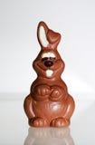 ζωική bunny μωρών σοκολάτα χαριτωμένη Στοκ Φωτογραφία