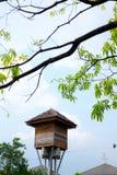 Ζωικός πύργος άποψης στοκ εικόνες με δικαίωμα ελεύθερης χρήσης