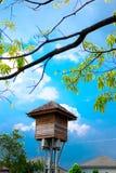 Ζωικός πύργος άποψης στοκ φωτογραφία με δικαίωμα ελεύθερης χρήσης