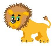 ζωικό λιοντάρι ελεύθερη απεικόνιση δικαιώματος