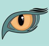 Ζωικό μάτι Στοκ φωτογραφία με δικαίωμα ελεύθερης χρήσης