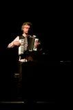Ζωντανή συναυλία Tull Jethro Στοκ Φωτογραφίες